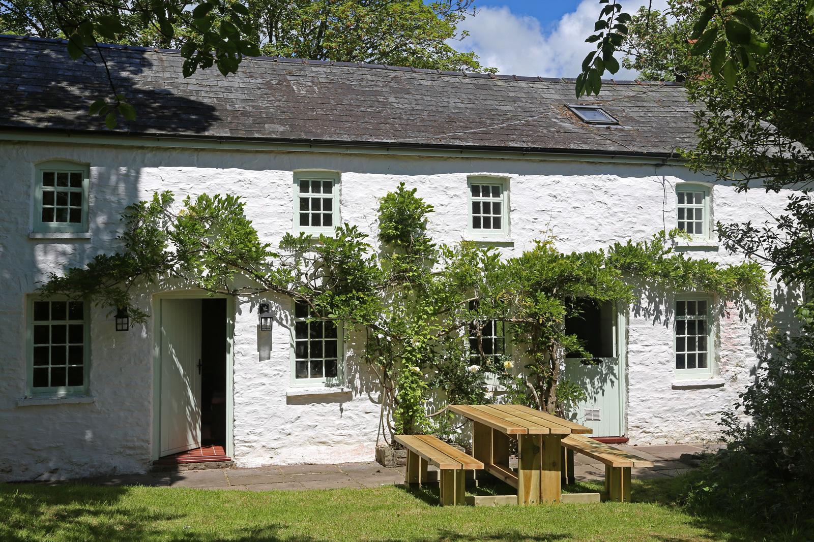 Tyn Y Coed Cottage Brecon